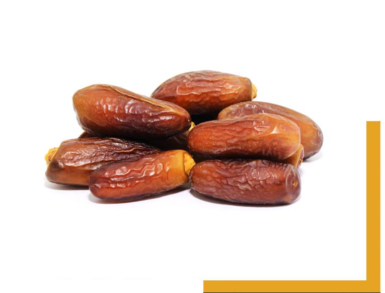 Tunisian Dates Deglet Nour- Natural Branched Dates-Pitted Dates-SAFT Deglet Nour